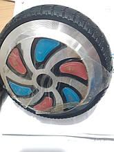 Мотор колеса альминий + LED ПАРА для гироскутера, гироборда 6.5 дюймів 250 ватт