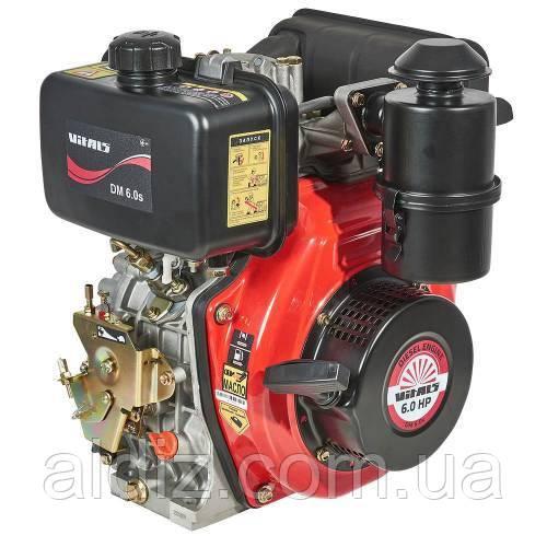 Двигун дизельний Vitals DM 6.0 s