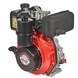 Двигун дизельний Vitals DM 6.0 s, фото 3
