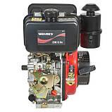 Двигун дизельний Vitals DM 6.0 s, фото 5