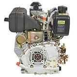Двигун дизельний Vitals DM 6.0 s, фото 6