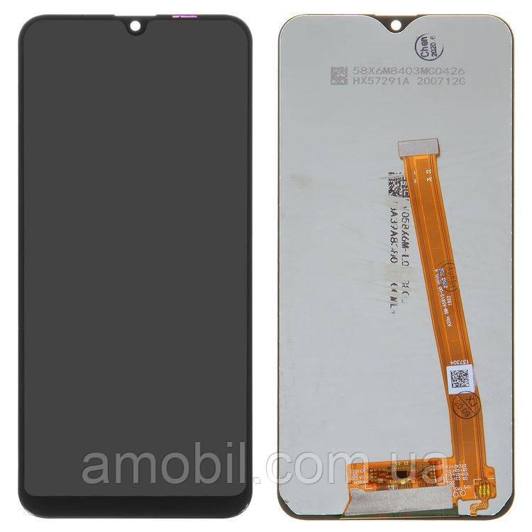 Дисплей + сенсор Samsung Galaxy A20E / A202 / A202F (2019) black orig