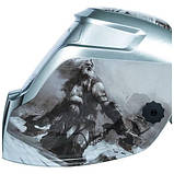 Маска зварювальника хамелеон Vitals Professional Thor 2500 LCD, фото 4
