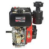 Двигатель дизельный Vitals DM 10.5kne, фото 8