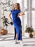 Женское платье летнее длины Макси, фото 8