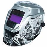 Маска зварювальника хамелеон Vitals Professional Engine 2500 LCD, фото 2
