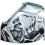 Маска зварювальника хамелеон Vitals Professional Engine 2500 LCD, фото 4