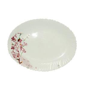 Блюдо S&T Ветка сакуры овальное 25,5 см. 30037-340