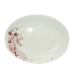 Блюдо S&T Ветка сакуры овальное 30,6 см. 30038-340