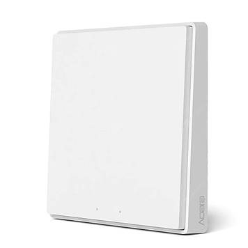 Выключатель Aqara Light Switch D1 ZigBee 3.0 (1 кнопка) white QBKG21LM