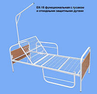 Кровать металлическая больничная