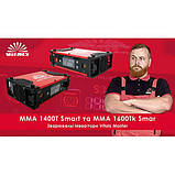Сварочный аппарат Vitals Master MMA-1600Tk Smart, фото 8