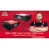 Зварювальний апарат Vitals Master MMA-1600Tk Smart, фото 8