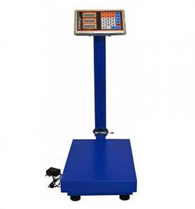 Весы торговые Grunhelm 300 кг GSC-300
