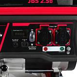 Генератор бензиновий Vitals JBS 2.5 b, фото 7