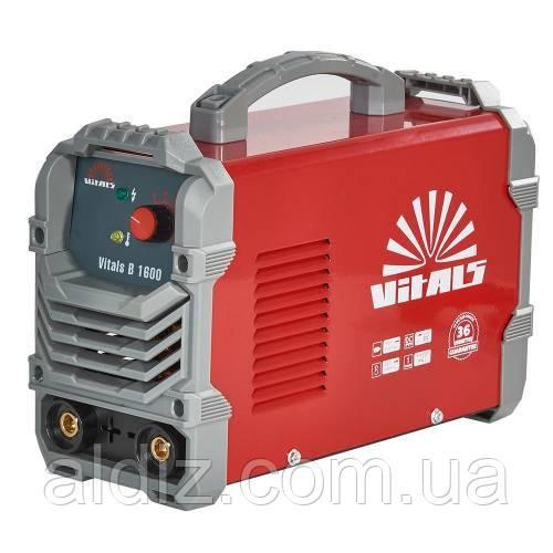Зварювальний апарат Vitals B 1600