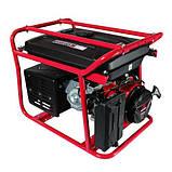 Генератор бензиновый Vitals JBS 5.0be, фото 6