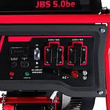Генератор бензиновый Vitals JBS 5.0be, фото 7
