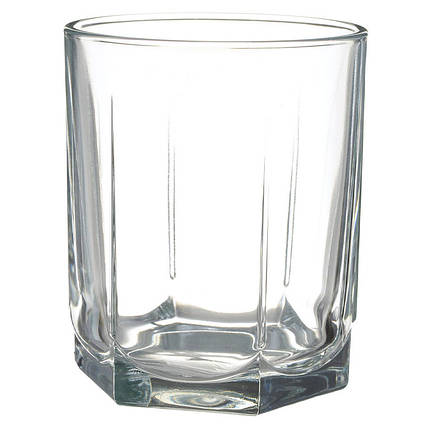 Набор стаканов Helios Европейский 250 мл 6 шт 8304, фото 2