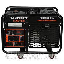 Генератор бензиновий Vitals Master EST 8.5 b