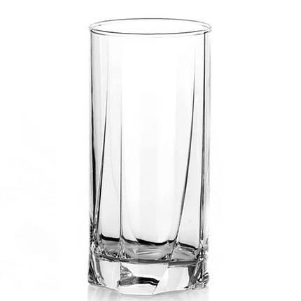 Набір склянок Pasabahce Luna 390 мл 6 шт 42358, фото 2
