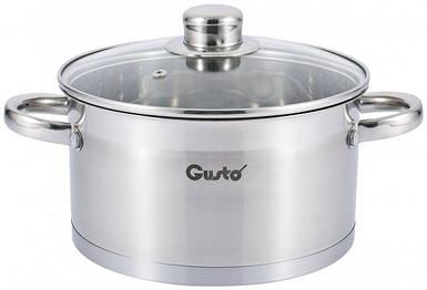 Каструля Gusto Plano 2,4 л GT-1105-18