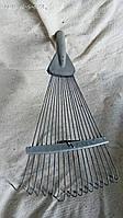 Грабли веерные 3 мм раздвижные