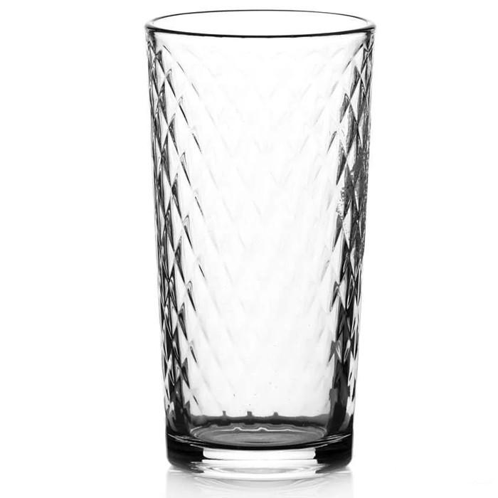Набір склянок ОСБ Крістал 250 мл 6 шт 8312