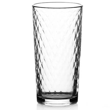 Набір склянок ОСБ Крістал 250 мл 6 шт 8312, фото 2