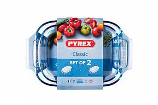 Набір форм Pyrex Classic для запікання 2 шт. 912S967, фото 2