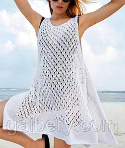 Літня сукня - туніка. Ручної роботи