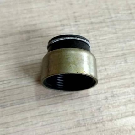 Сальник клапана (маслосъемный ковпачок) Howo, Хово, Sinotruk, фото 2
