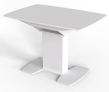 Стол-трансформер Shanghai 75*110/141 см белый ТМ ARTinHEAD