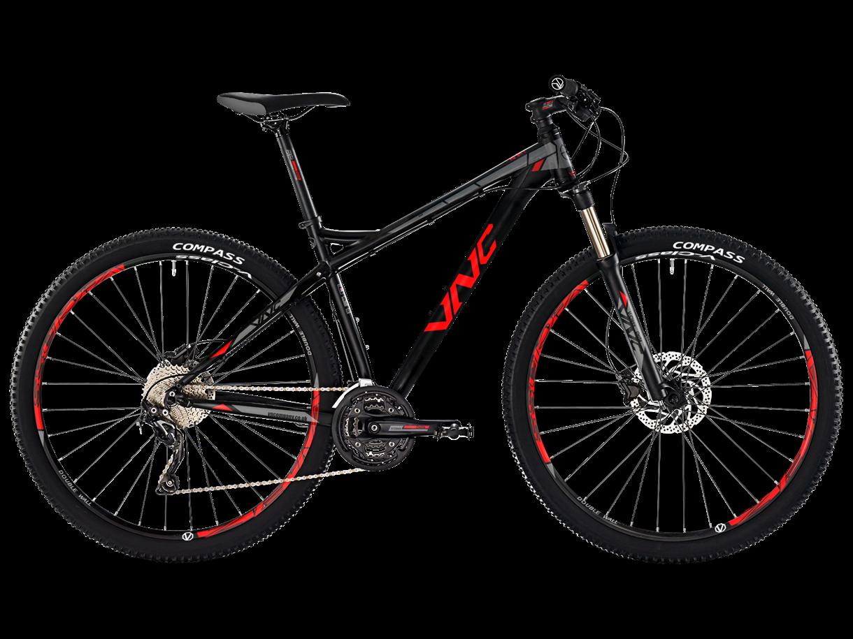 "Велосипед VNC Rider A2 2021 Red MontRider A2 26"" XS (360мм/14"")"