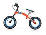 Беговел (велобег) Milly Mally Young (Польша), оранжевый, фото 2