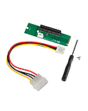 Райзер-переходник M.2 на PCI-e x4 NGFF M.2, фото 4