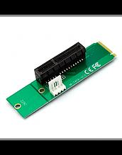 Райзер-переходник M.2 на PCI-e x4 NGFF M.2