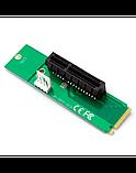 Райзер-переходник M.2 на PCI-e x4 NGFF M.2, фото 3