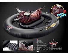 Водный надувной игровой центр Intex Надувной бык Родео 239 x 196 x 81 см Интекс, фото 3