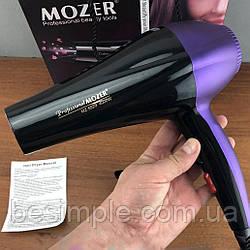 Фен для волосся, Професійний фен Mozer MZ-5929 Фіолетовий