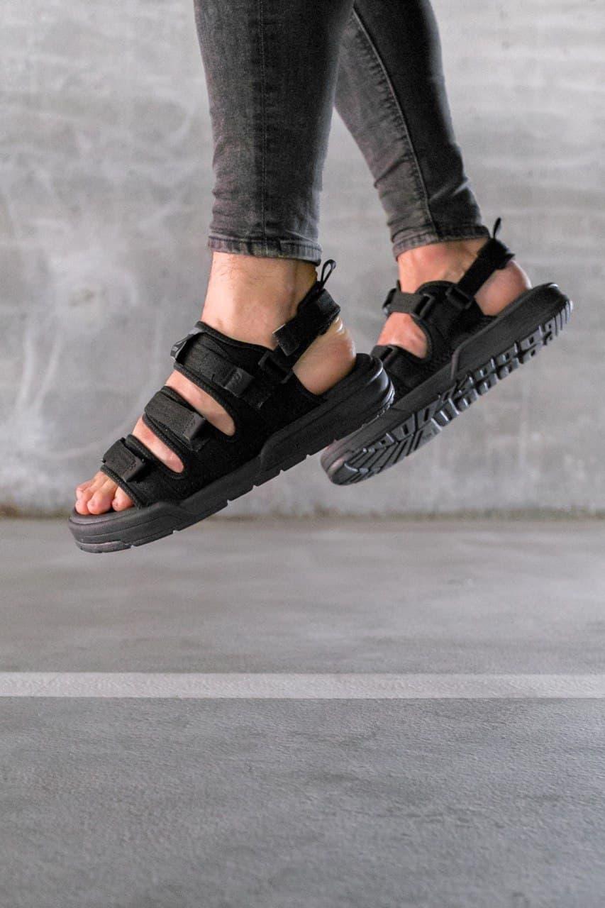 """Мужские сандали New Balance Sandals """"Black"""""""