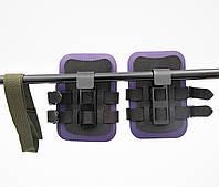 Гравітаційні черевики (інверсійні гаки для турніка) тренажер для спини і преса OSPORT Lite Plus (OF-0011)