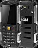 """Протиударний телефон AGM M1 IP68, 2570 mAh, Великі кнопки, 2 SIM, Підтримка російської мови, Дисплей 2.4"""""""