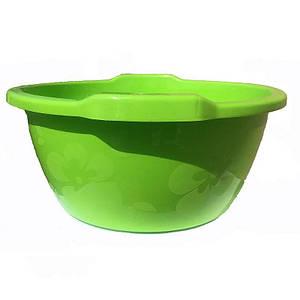 Миска Plastic's Craft Незабудка 9 л 171
