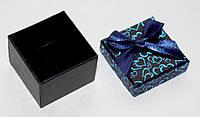Коробка подарочная черная 4.5x4.5x3.5 см