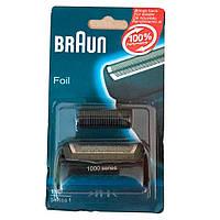 Cетка и нож для бритвы Braun 10B серии 1000 Series 1, FreeControl