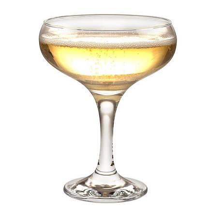 Набор бокалов для шампанского Pasabahce Bistro 270 мл. 44136, фото 2