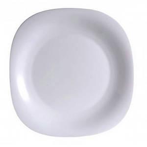 Тарілка Luminarc Carine White дрібна 26 см H5922