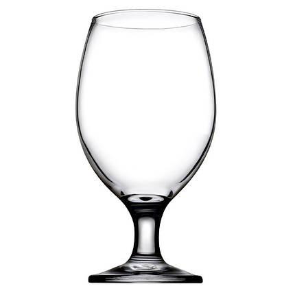 Набір пивних бокалів Pasabahce Bistro 400 мл 6 шт 44417, фото 2