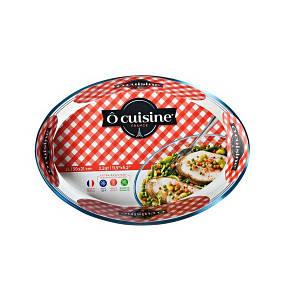 Форма овальна Pyrex O Cuisine Basic для запікання 30х21 см 345BC00